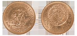 20 mexikanische Pesos