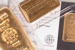 suche Goldbarren Ankauf
