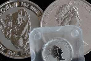 Platinmünzen Ankauf