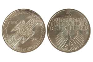 5 Mark, Germanisches Museum