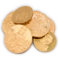 Gold Medaillen