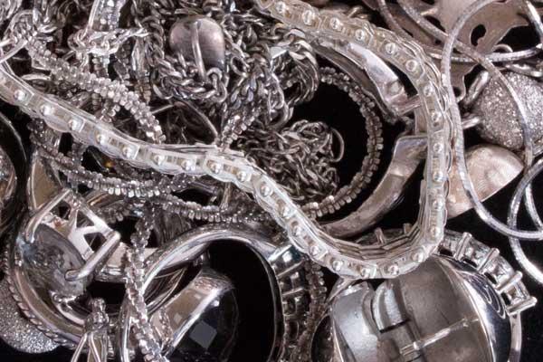Silberschmuck Ankauf