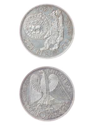 10 Mark, 750 Jahr Feier Berlin