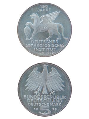 5 Mark, Deutsches Archäologisches Institut