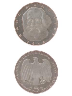 5 Mark, Karl Marx
