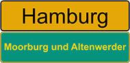 Moorburg und Altenwerder