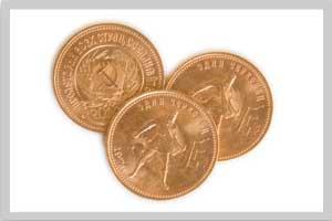 Gold Münzen Ankauf