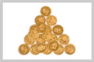 Gold Münzen verkaufen